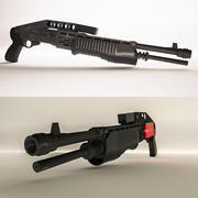strzelba 3d model