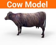 Model krowy 3d model