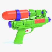 Su tabancası 3d model