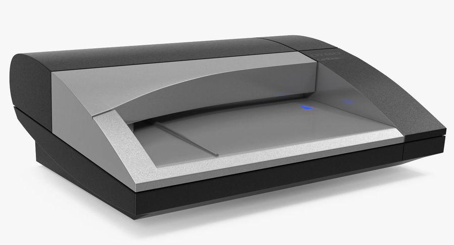 Scanner de cartões Dymo Cardscan Executive 3D Model royalty-free 3d model - Preview no. 6