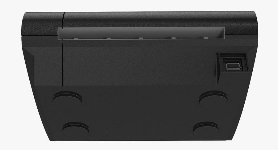 Scanner de cartões Dymo Cardscan Executive 3D Model royalty-free 3d model - Preview no. 8