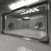 Комната монстров 3d model