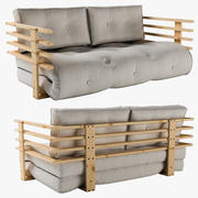 Karup Funk Sofa 3d model