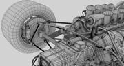 F1 classic 3d model