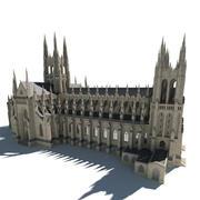 katedral 3d model