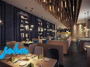 Restauracja 3d model