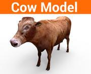 İnek modeli 3d model
