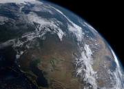 21k Planet Earth - Day & Night 3d model