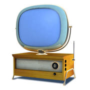 Philco Predicta Holiday modelo 3d