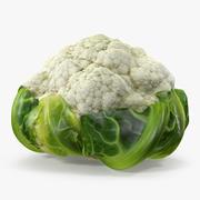 Cauliflower 3D Model 3d model