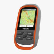 GPS Magellan Explorist 310 Modèle 3D 3d model