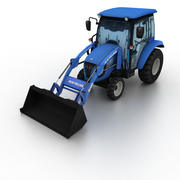 New Holland Boomer 2016 3d model