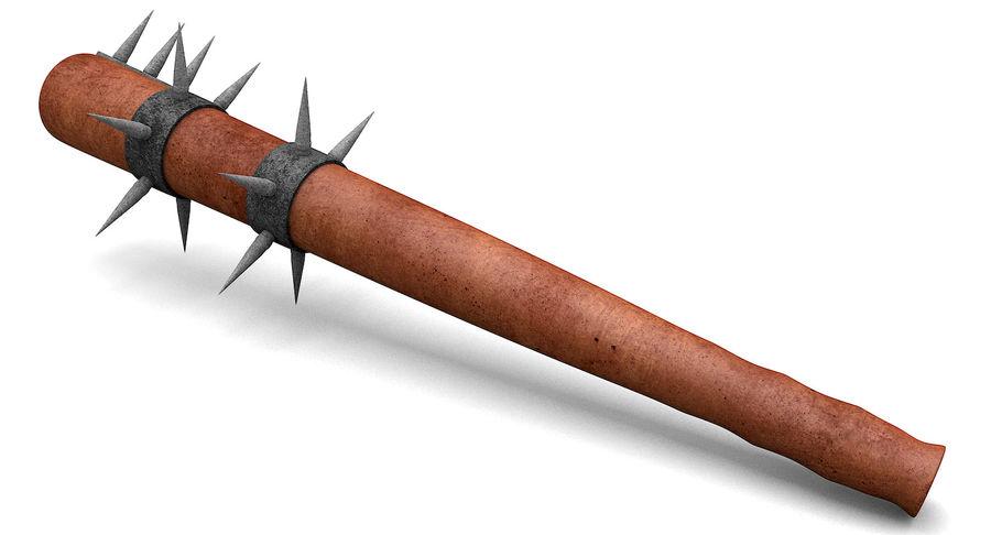 Arme de chauve-souris royalty-free 3d model - Preview no. 6