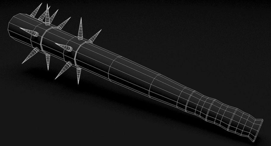 Arme de chauve-souris royalty-free 3d model - Preview no. 13
