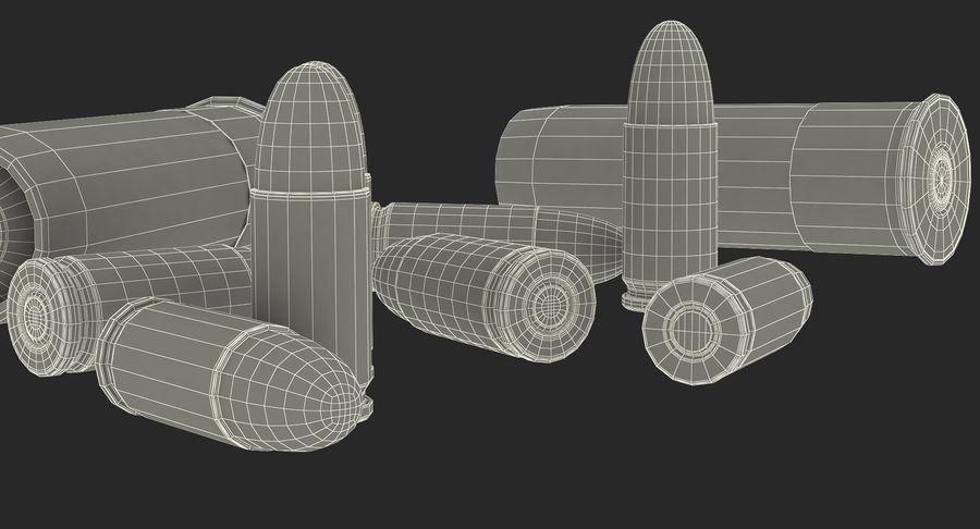 カートリッジ3Dモデルコレクション2 royalty-free 3d model - Preview no. 31