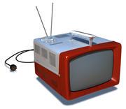 제독 T104 휴대용 텔레비전 3d model