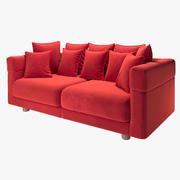 Ikea Stockholm Sofa 3d model