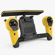 用于Bebop Quadcopter无人机的鹦鹉天空控制器 3d model