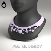 collier 3D Print 3d model