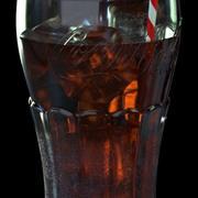 Coca Cola Glass 3d model
