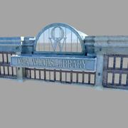 Библиотека 3d model