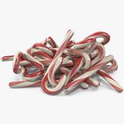 Christmas Candies 4 3d model