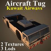 TUG3 KAC 3d model