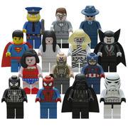 Duży zestaw Lego 3d model