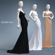 SHERRI HILL 50860 3d model