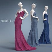 Kolor SHERRI HILL 50860 3d model