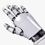 Roboterhand 3d model