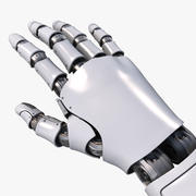 Рука робота 3d model