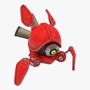 Robot Scout 3d model