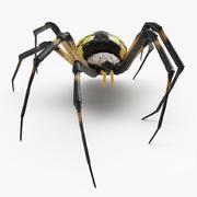 McKinley Spider 3d model