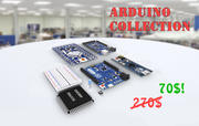Arduino Collection 3d model