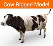 krowa olinowana 3d model