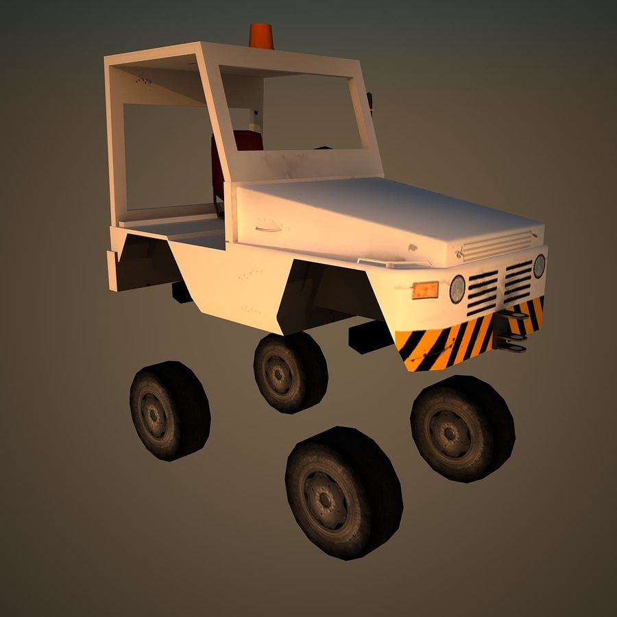 TUG2 royalty-free 3d model - Preview no. 11