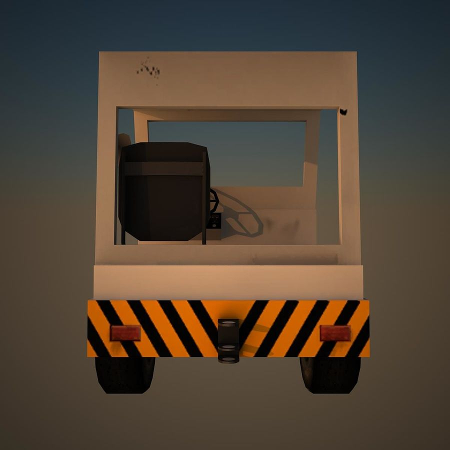 TUG2 royalty-free 3d model - Preview no. 4