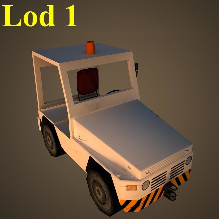TUG2 royalty-free 3d model - Preview no. 14