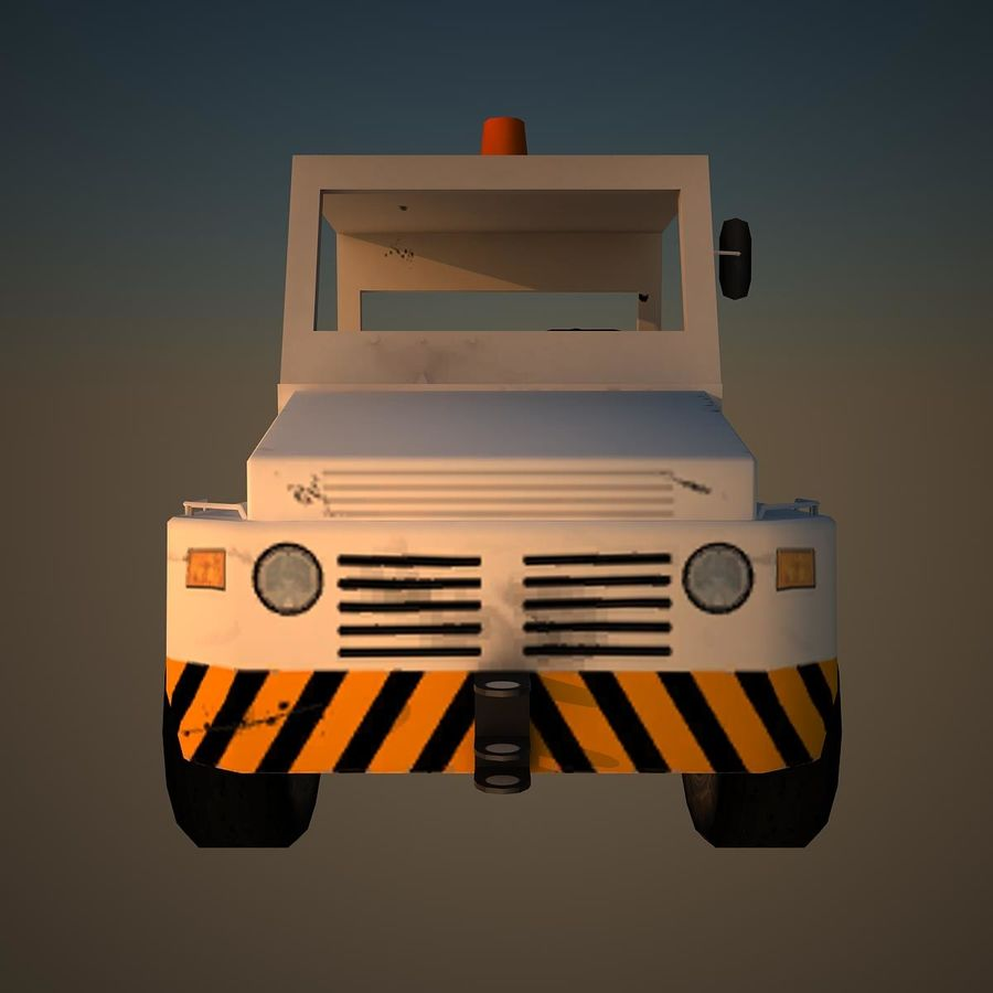 TUG2 royalty-free 3d model - Preview no. 2
