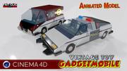ガジェットモバイル 3d model