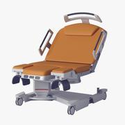 Birthing Bed 3d model
