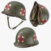 M1 Medic Helmet 3d model