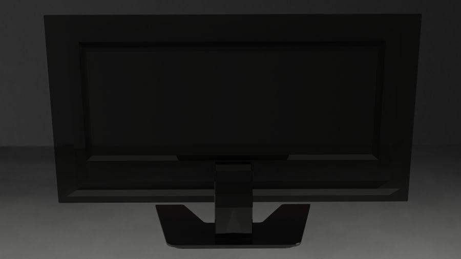 Monitor de computadora royalty-free modelo 3d - Preview no. 9