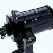 HeavenStream Creations Schmidt Cassegrain Telescope 3d model