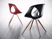 Stuhl hoch 3d model