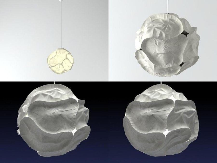 구름 royalty-free 3d model - Preview no. 3