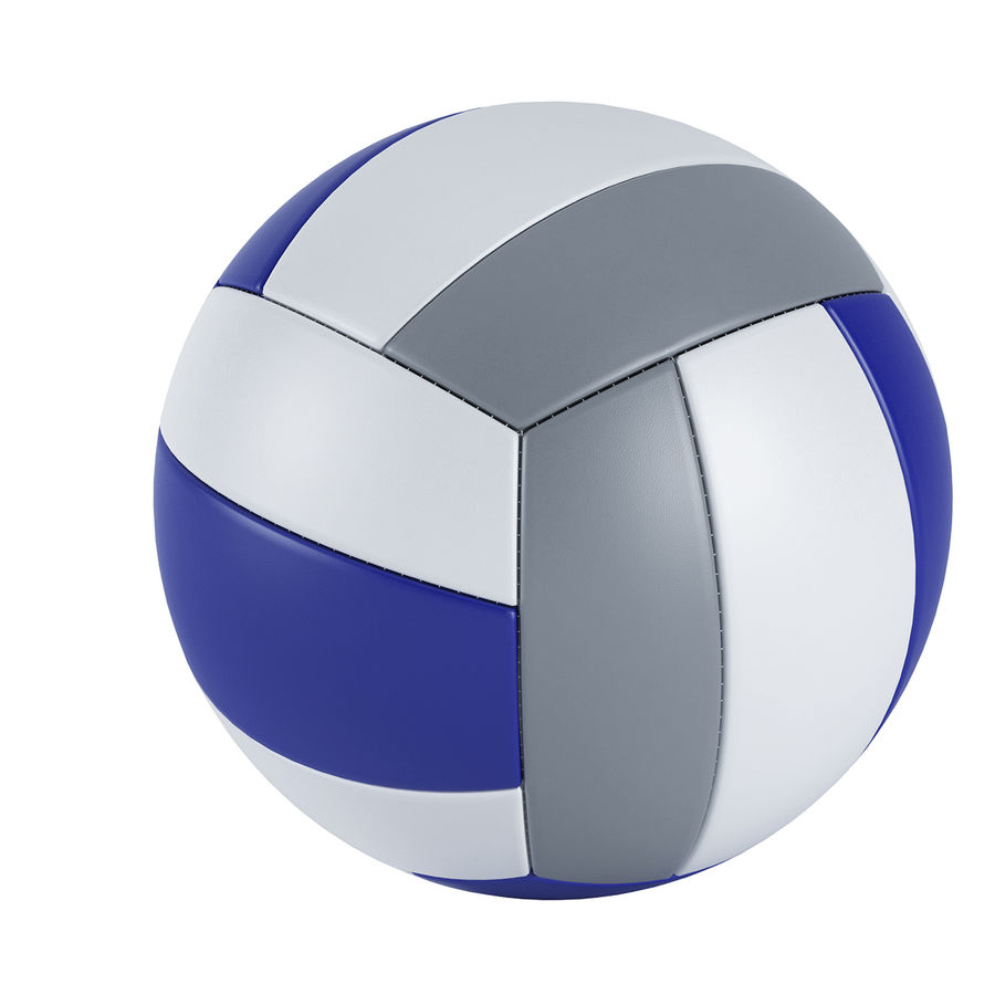 VOLLEY BALL royalty-free 3d model - Preview no. 5