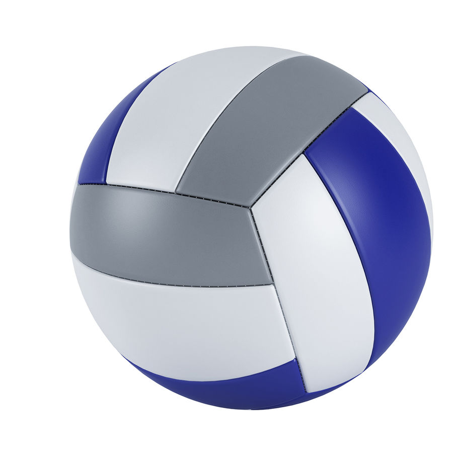 VOLLEY BALL royalty-free 3d model - Preview no. 2