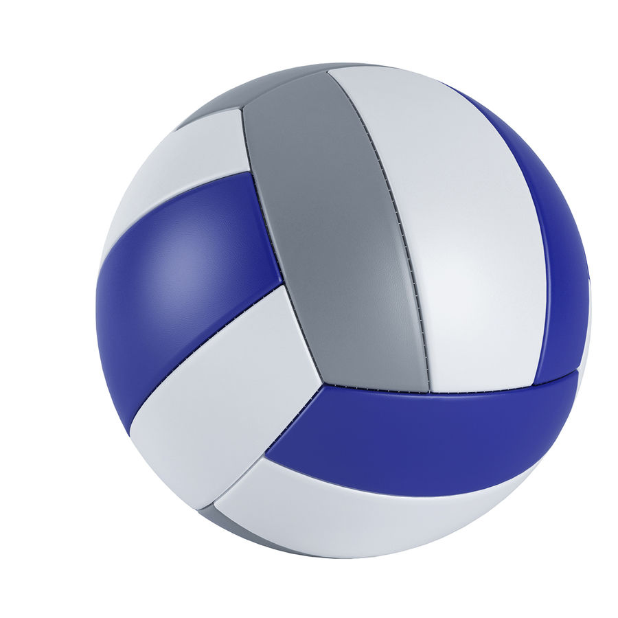 VOLLEY BALL royalty-free 3d model - Preview no. 1